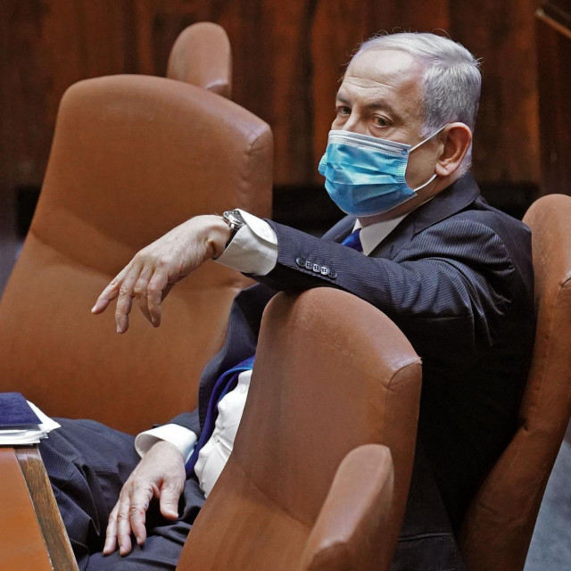 Premijer Benjamin Netanyahu