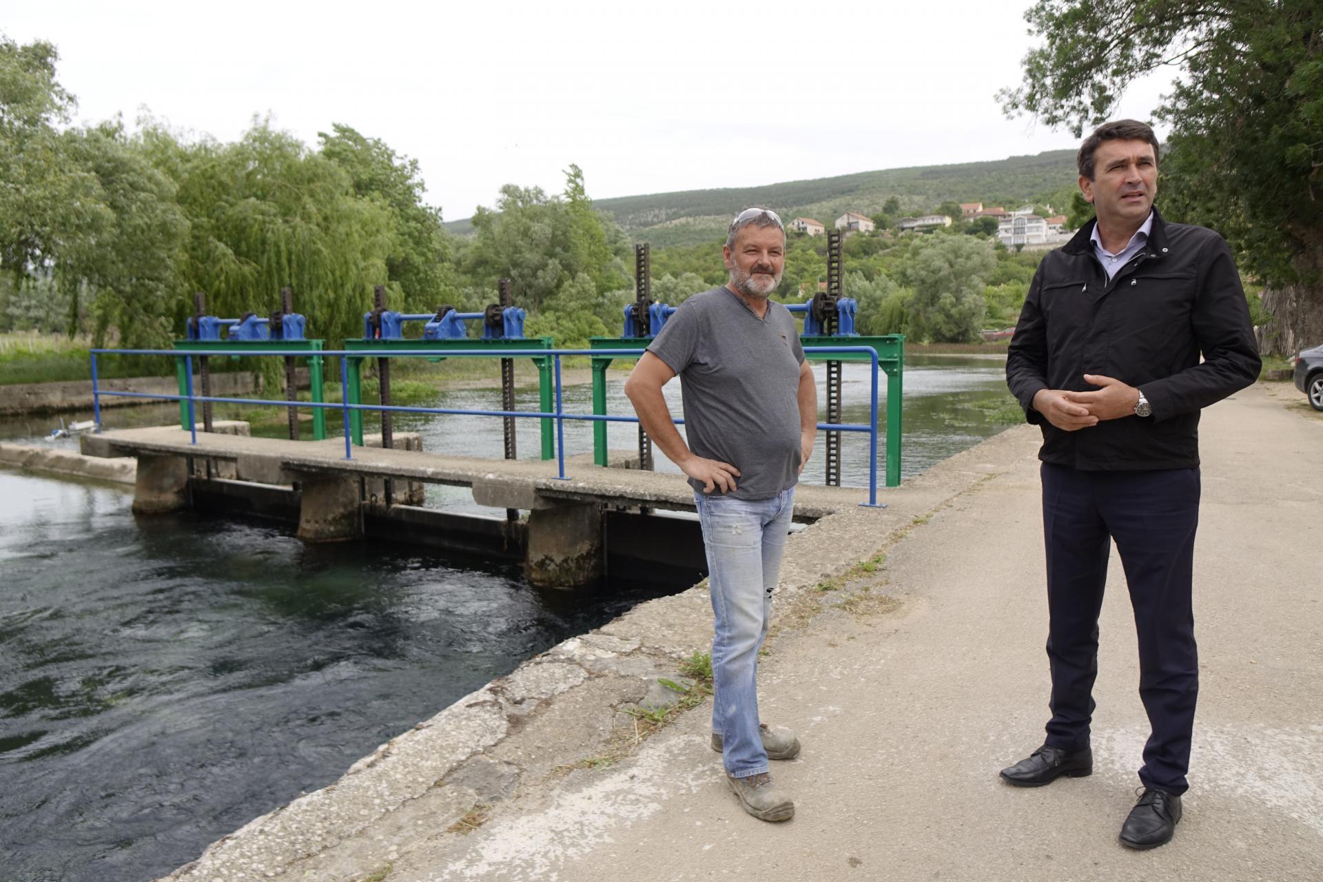 Iz rijeka cure slobodne Vesna, Rijeka,
