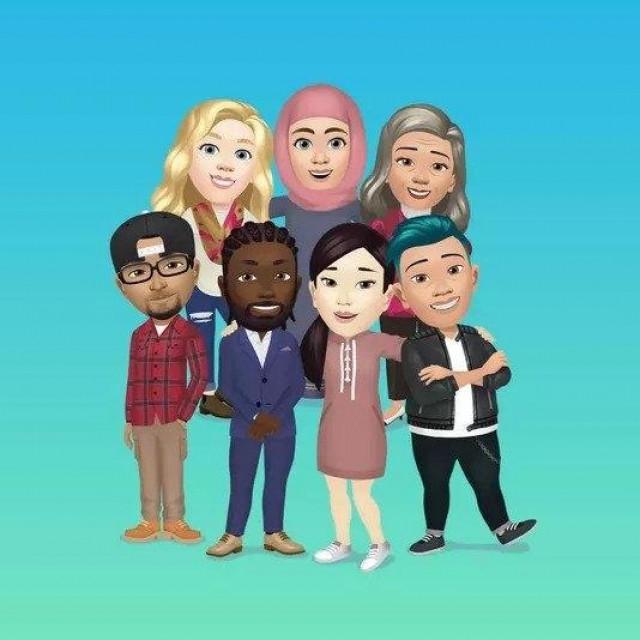 nova Facebook opcija zabave - kreiraj svoj avatar Mini Me