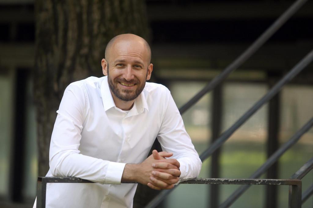 Ugostitelj i predsjednik ceha vlasnika restorana Marin Medak