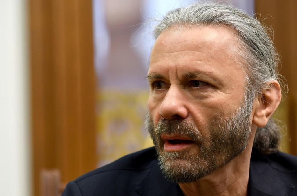 """Bruce Dickinson prošle godine u travnju u Sarajevu, gdje je imenovan """"počasnim građaninom"""""""