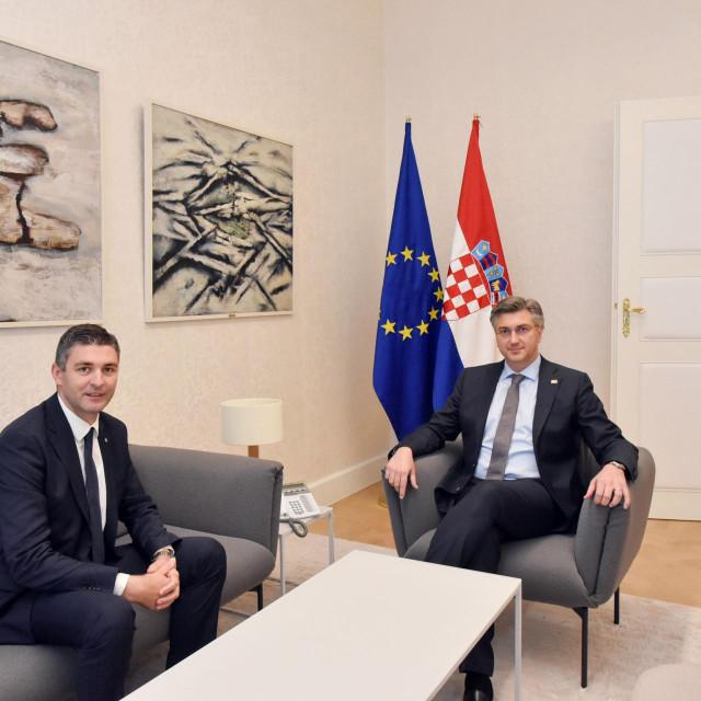 Gradonačelnik s predsjednikom Vlade o situaciji u turizmu i prometu na dubrovačkom području