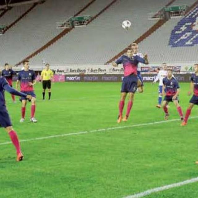 Hajduk je zbog kazni navikao na prazne tribine