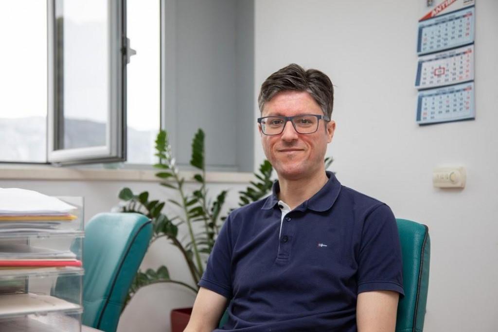 Dr. Mato Lakić, ravnatelj Zavoda za javno zdravstvo Dubrovačko-neretvanske županije