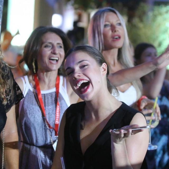 Publika na lanjskom Splitskom festivalu