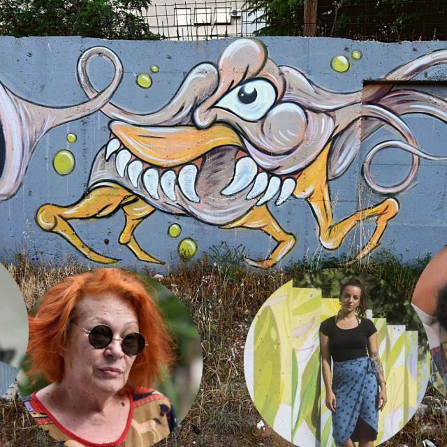 """Razgovarali smo s nekoliko zadarskih umjetnika koji zidove grada gledaju kao platna: """"Zadar ima potencijala, no sve je još u začecima"""""""