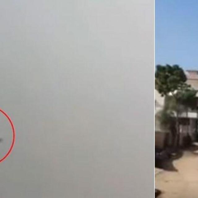 Pad zrakoplova u Pakistanu