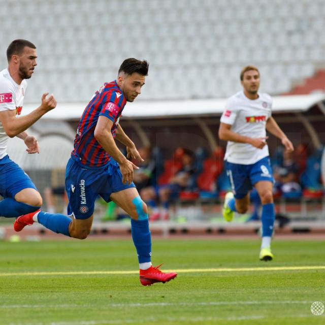 Hajdukova trening utakmica