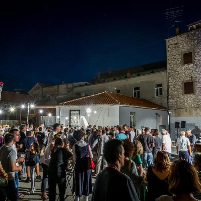 Na slici: Stanovnici Varoša svake godine sredinom rujna imaju svoju feštu