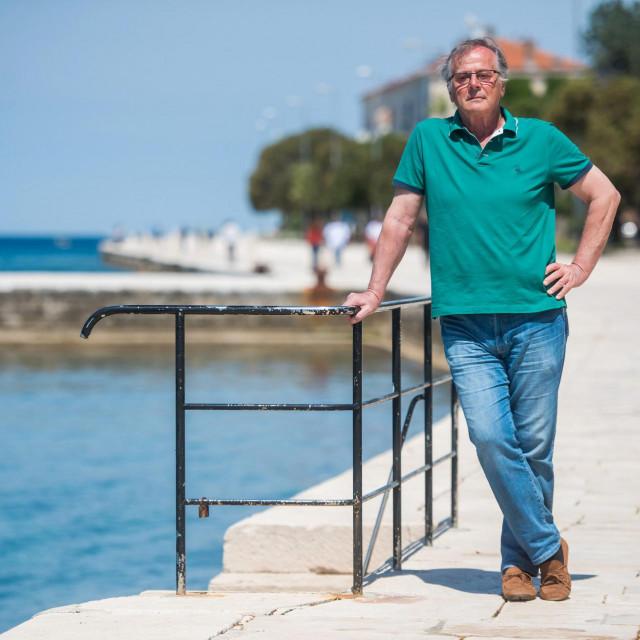 Ivo Dunatov je bivsi direktor TZ Zadar.<br />