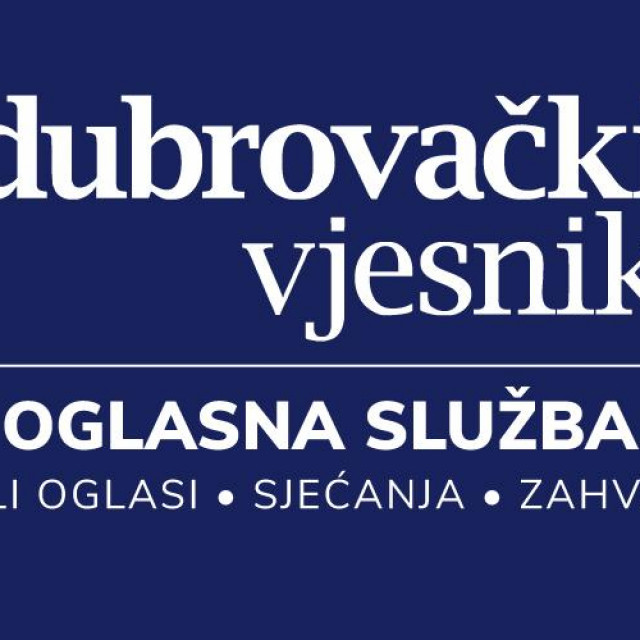 Oglasna služba Dubrovačkog vjesnika