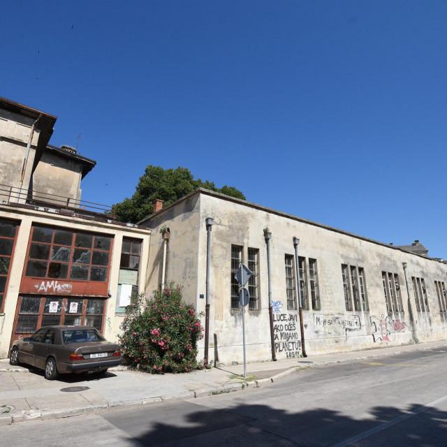 Stara zgrada bivše Tehničke škole