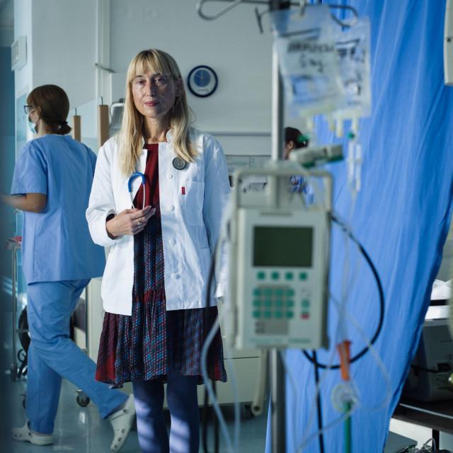 Dr. Duška Glavaš, kardiologinja u KBC Splitvodila je veliku studiju o štetnim učincima pušenja