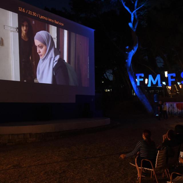 Projekcije u kinu 'Bačvice' bit će tri puta tjedno, za 200 gledatelja
