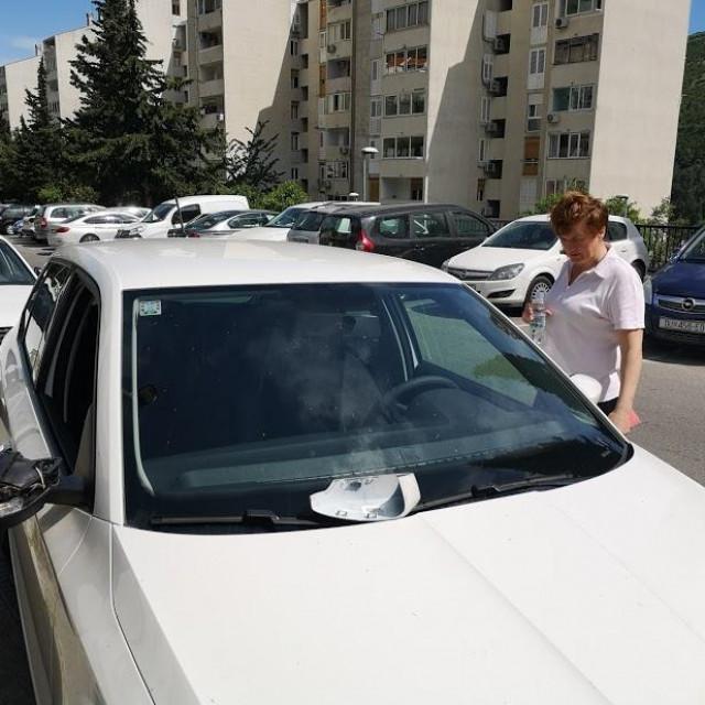 Nemili incident odigrao se u Novoj Mokošici