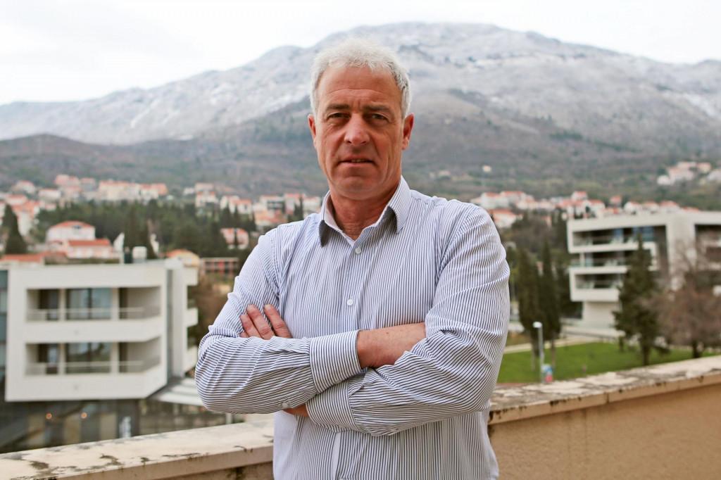 Silvio Nardelli, načelnik općine Župa dubrovačka