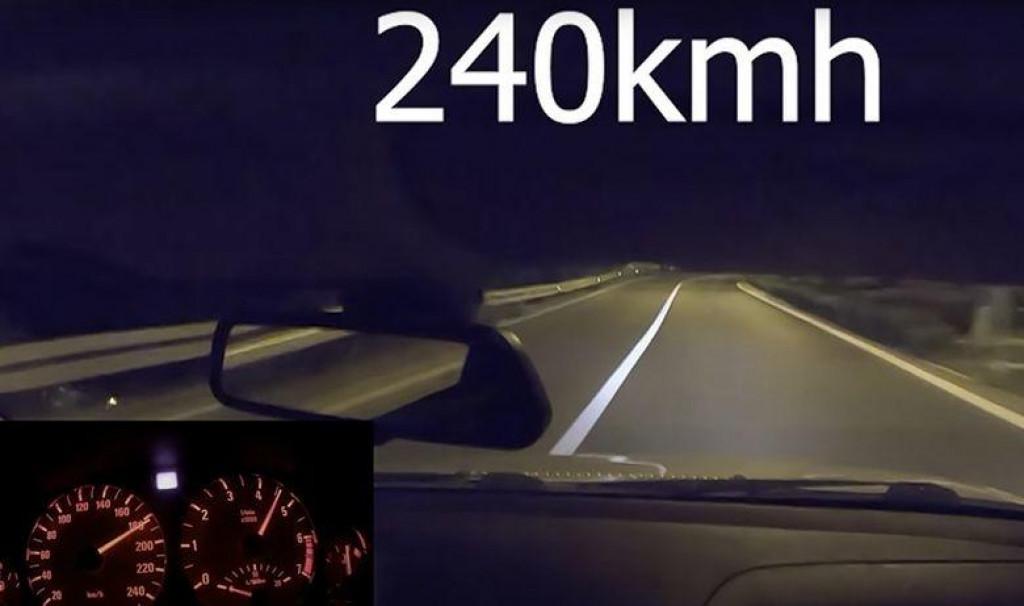 Vozio iznad Dubrovnika 240 na sat