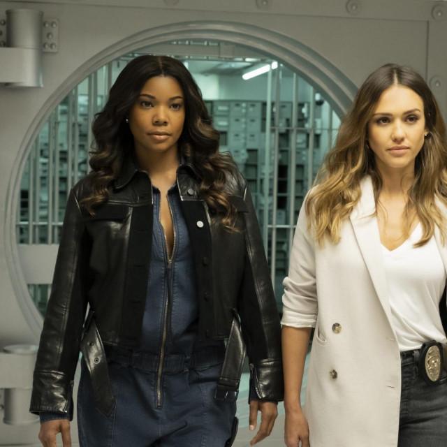 Gabrielle Union i Jessica Alba glavne su zvijezde detektivskog serijala L.A. Finest