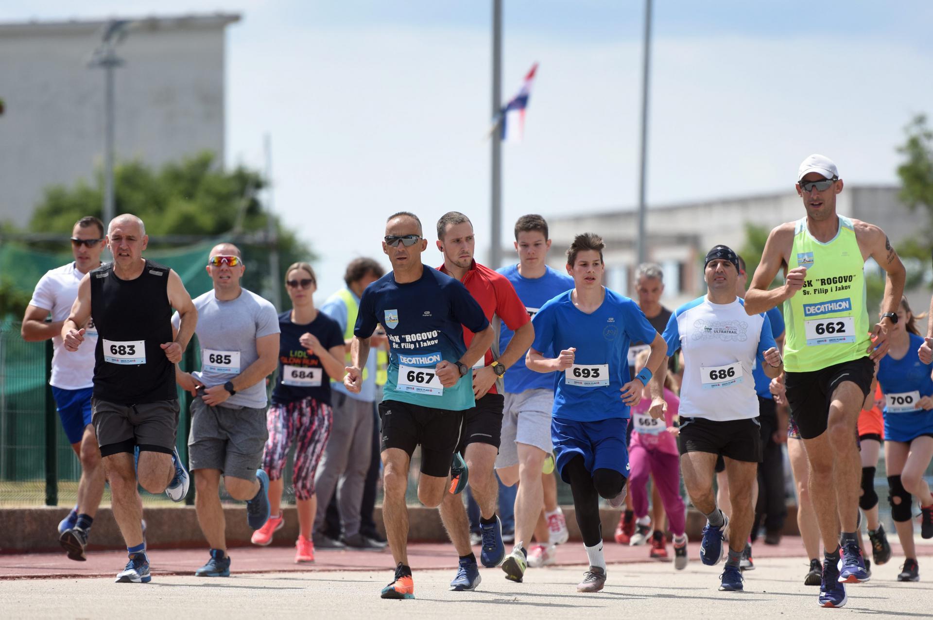 Trčali 5 kilometara za 30. godišnjicu Dana državnosti: evo tko je pobijedio...