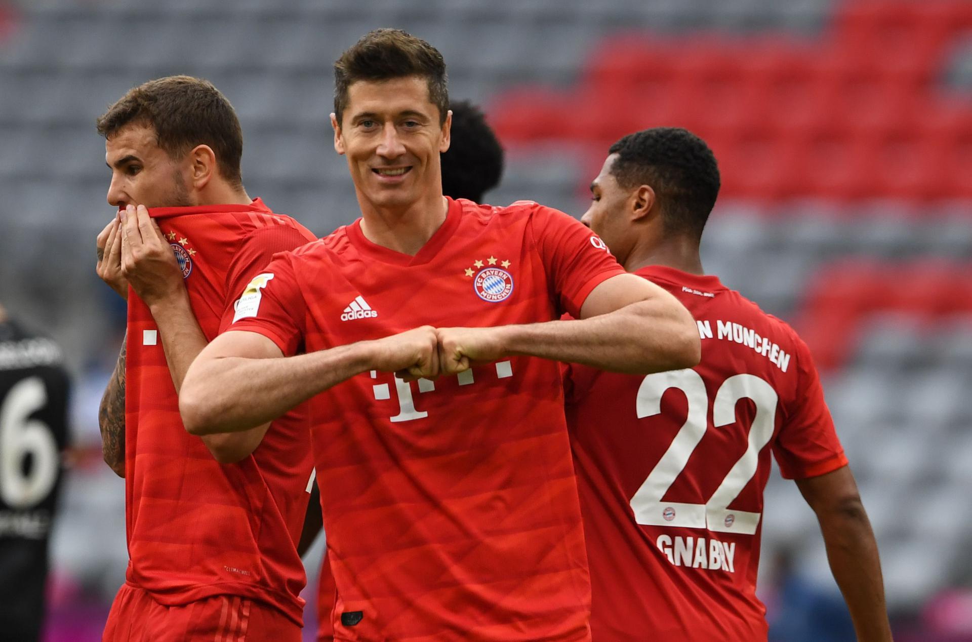 Bayern korak bliže rekordnom 30. naslovu prvaka, osmog u nizu: sad već imaju deset bodova više od Borussije