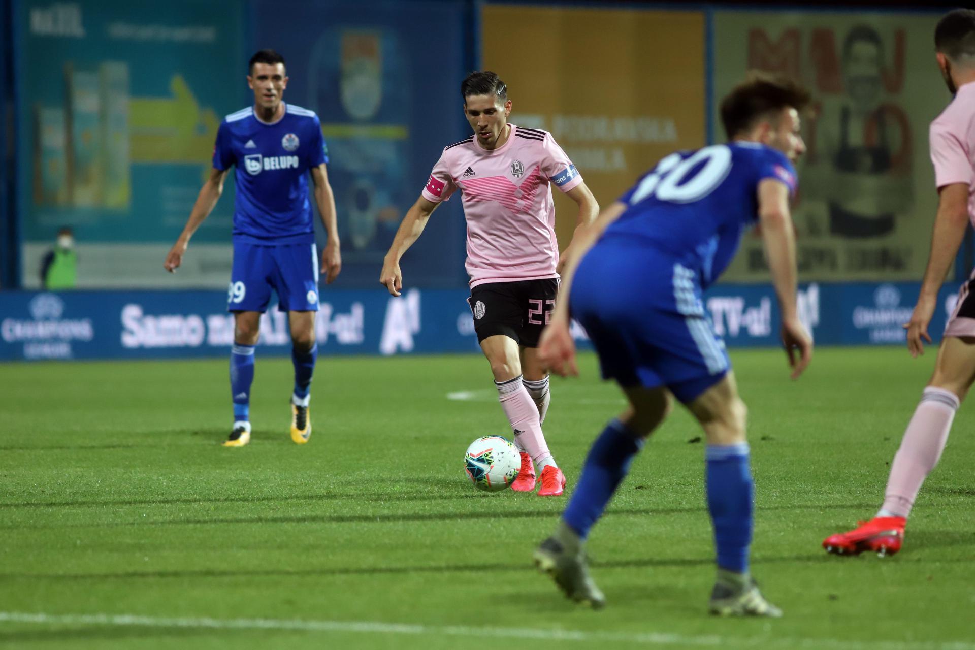 Nogomet se vratio na hrvatske travnjake: Lokomotiva briljatnom izvedbom u drugom poluvremenu izborila finale Kupa