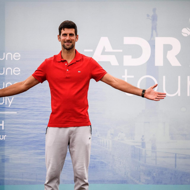Novak Đoković (ATP Number 1)