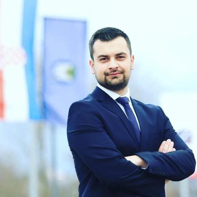 Armin Hodžić, predsjednik Bošnjačkog nacionalnog vijeća i kandidat za Hrvatski sabor na predstojećim paralmentarnim izborima