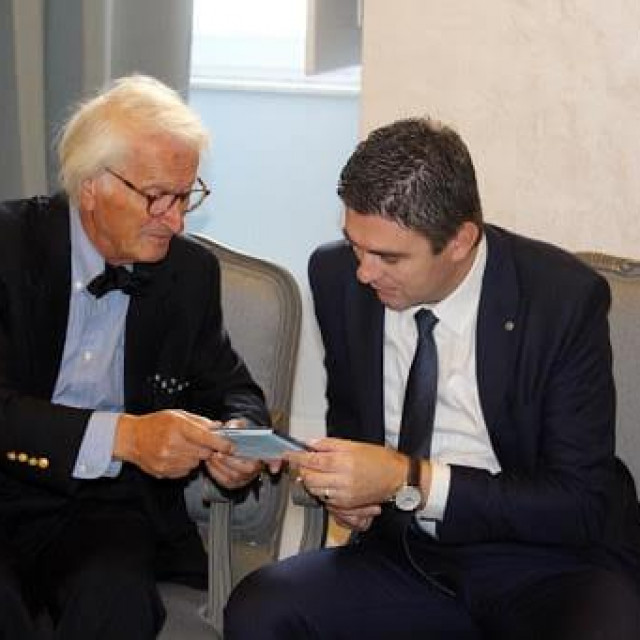 Đelo Jusić i Mato Franković
