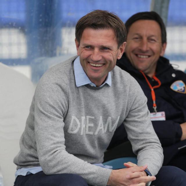 Krunoslav Rendulić, trener Šibenika<br />