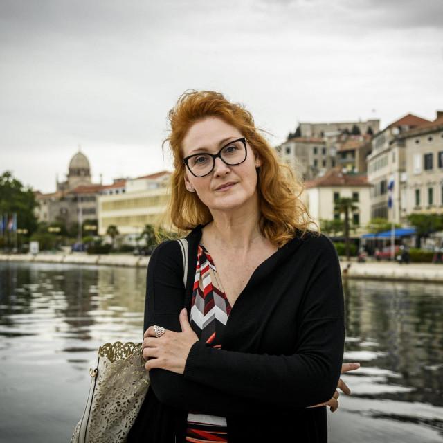 <br /> Nataša Cvitan Plazibat, profesorica geografije i pjevačica