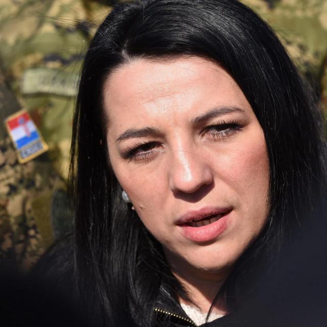 načelnica Gračaca, Nataša Turbić