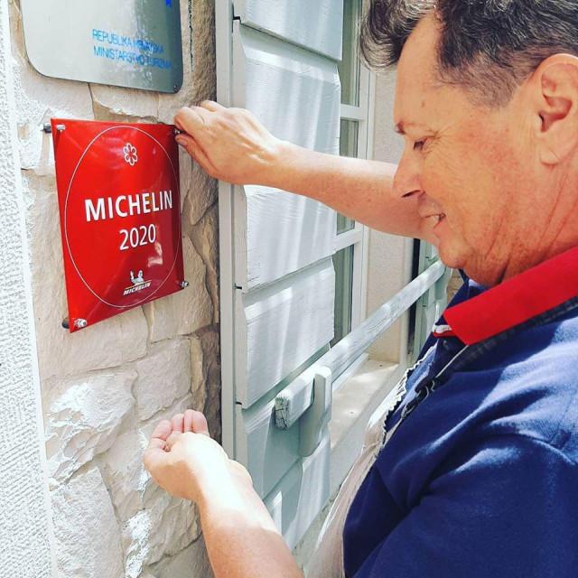 Michelinova zvjezdica u Boškincu