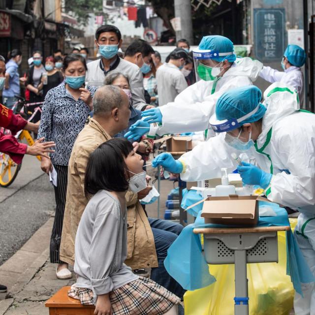 Testiranje cijelog grada koštalo je 900 milijuna juana (860 milijuna kuna)