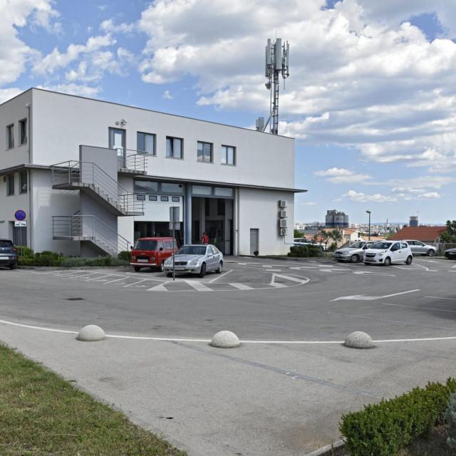 Policijska postaja Kaštel Sućurcu<br />