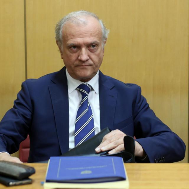 Ministar Dražen Bošnjaković