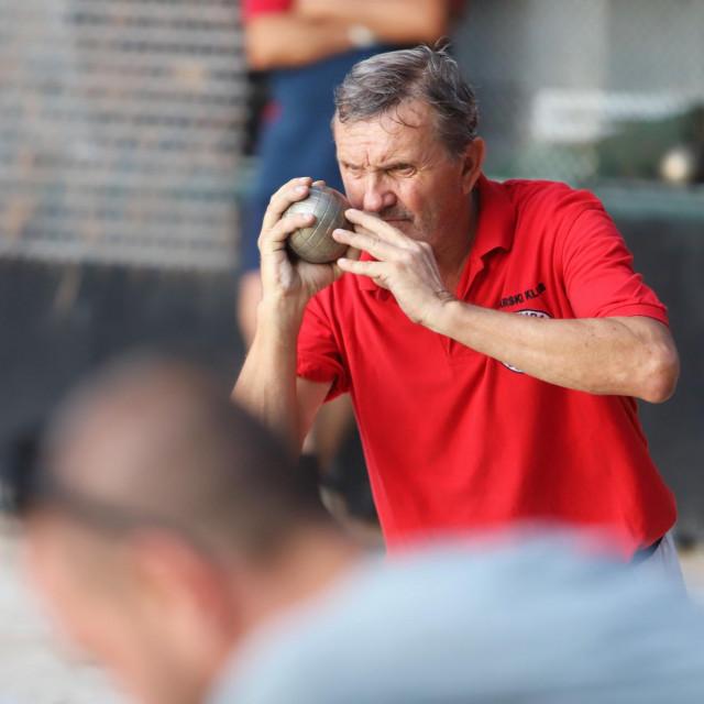 Disciplina precizno izbijanje foto: Tonči Vlašić