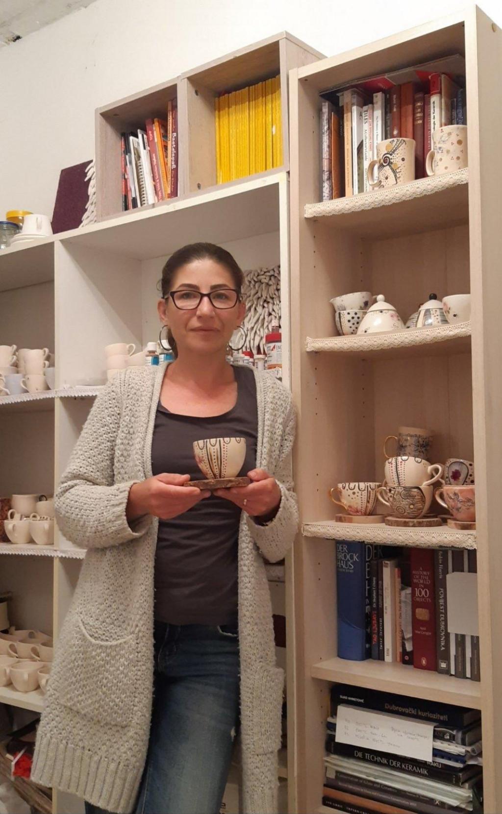 Kristina Kojan Goluža, keramika Eclectic Pottery