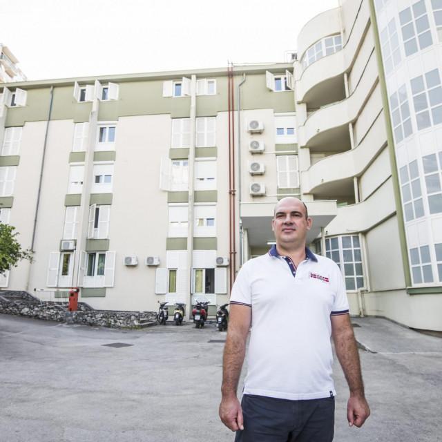 Tomislav Ninić ravnatelj šibenskog Cvjetnog doma<br />