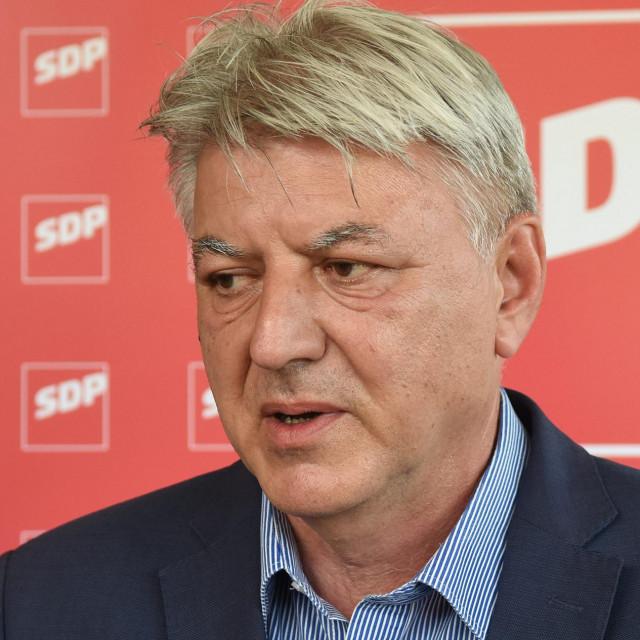 Na fotografiji: Zlatko Komadina.<br />