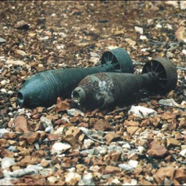minobacačka mina