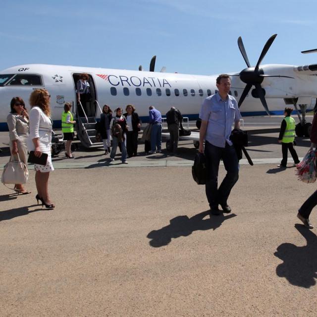 Prema najavama, Ryanair, Luxairtours i easyJet će povezivati Zadar s tržištem Beneluxa,