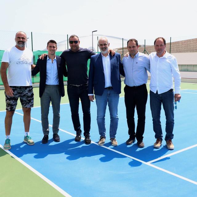 Delegicija teniskih saveza