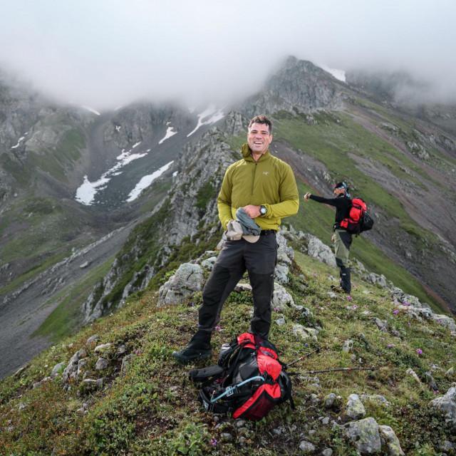 Michael Saran - Mont Blanc