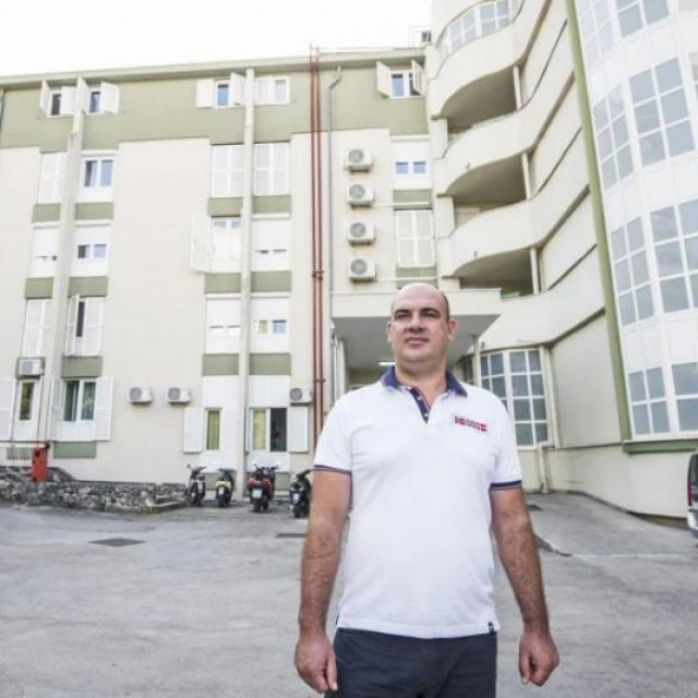 Tomislav Ninić ravnatelj šibenskog Cvjetnog doma