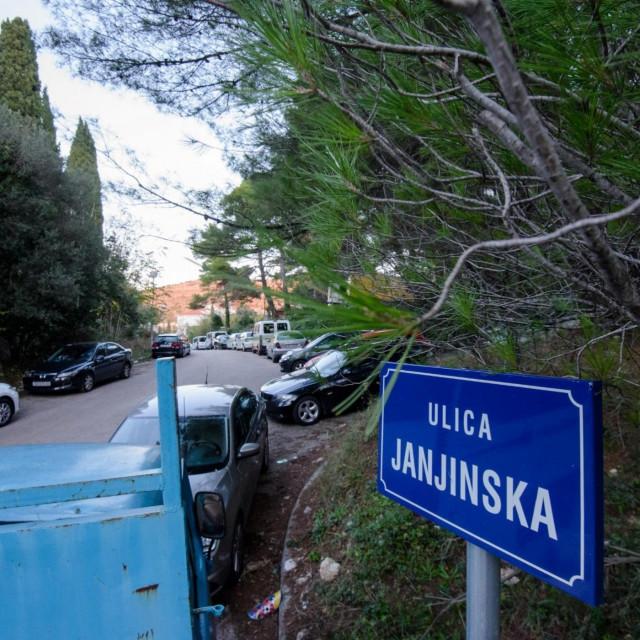 Orašac je također bio planiran kao gradilište investitora Nikole Pirjaća