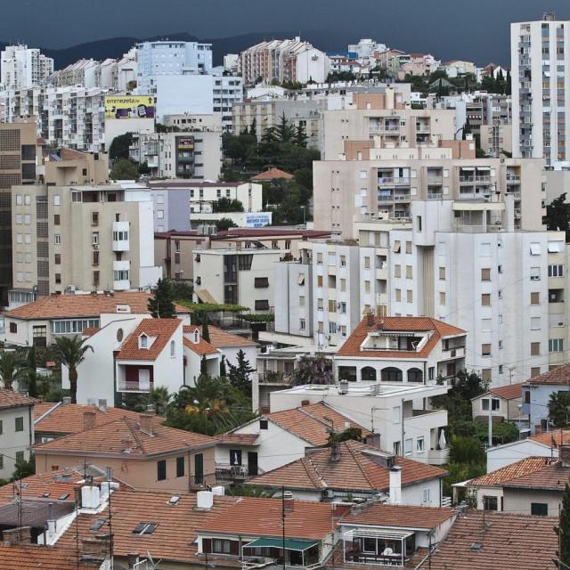 Ilustracije stambenih jedinica u gradu Splitu