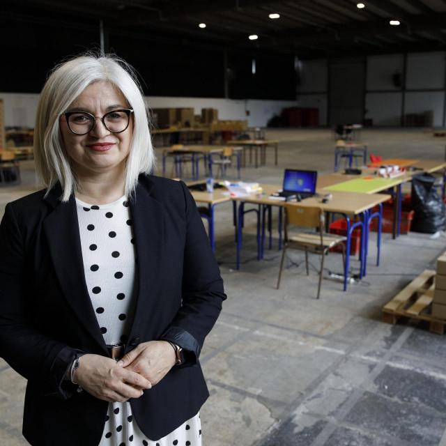 Ivana Katavić provela je novinare kroz strogo čuvani prostor