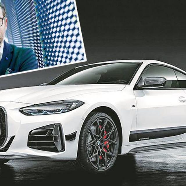 Domagoj Đukec i novi BMW