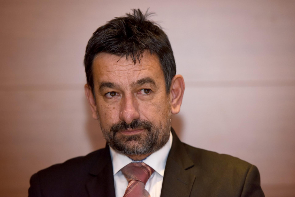 Nedo Pinezić, predsjednik Zajednice obiteljskog turizma HGK<br />