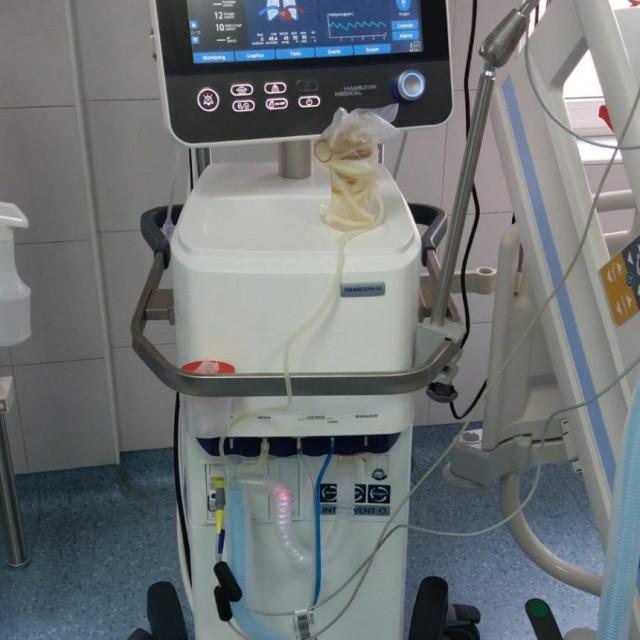 respirator bolnica